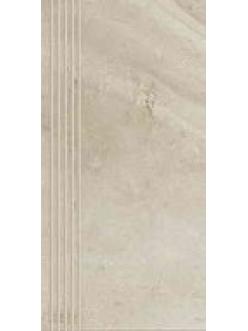 Плитка Paradyz Teakstone Bianco STOPNICA NACINANA 30 x 60