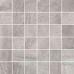 Плитка Paradyz Teakstone Grys MOZAIKA CIĘTA (kostka 4,8 x 4,8) 29,8 x 29,8