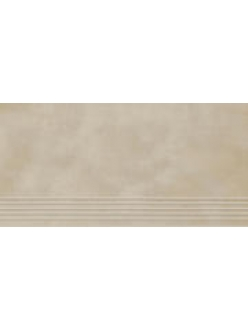 Плитка Paradyz Tecniq Beige stopnica nacinana 29 x 59,8 półpoler