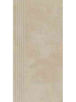 Плитка Paradyz Tecniq Beige stopnica nacinana 29 x 59,8