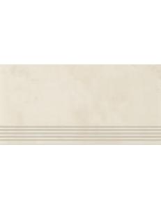 Tecniq Bianco stopnica nacinana 29 x 59,8 półpoler