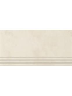 Плитка Paradyz Tecniq Bianco stopnica nacinana 29 x 59,8 półpoler