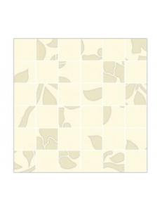 Tessita Bianco 29,8 x 29,8 MOZAIKA (kostka 4,8 x 4,8)