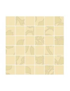 Tessita Giallo 29,8 x 29,8 MOZAIKA (kostka 4,8 x 4,8)
