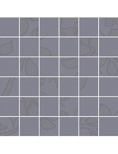 Tessita Grafit 29,8 x 29,8 MOZAIKA (kostka 4,8 x 4,8)
