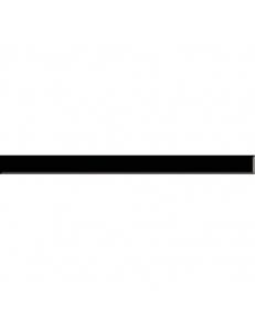 UNIWERSALNA LISTWA SZKLANA Nero 2,3 x 59,5