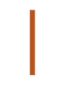 UNIWERSALNA LISTWA SZKLANA Arancione 4,8 x 60