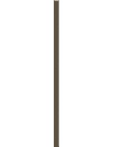 UNIWERSALNA LISTWA SZKLANA Wenge 2,3 x 59,5