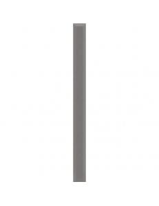 Uniwersalna Listwa Szklana Grafit 2,3 x 75