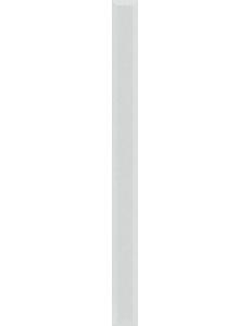 Uniwersalna Listwa Szklana Silver Fazowana 6x75