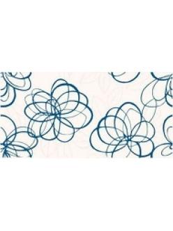 Плитка VIVIDA Blue INSERTO DRUKOWANE 30 x 60