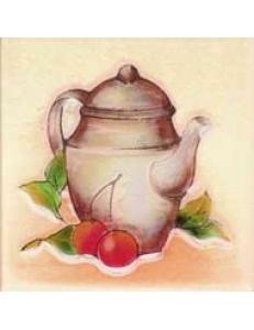 Vanilla Beige Dzbanek INSERTO gładkie 10 x 10