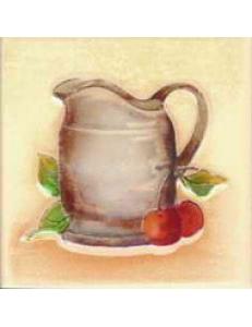 Vanilla Beige Mlecznik INSERTO gładkie 10 x 10