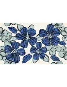 Vivian Blue INSERTO KWIAT 25 x 40