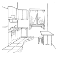 Продажа плитки для кухни (настенная, для фартука, глянцевая, матовая и т.д.)