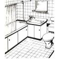 Плитка для ванной в Киеве недорого