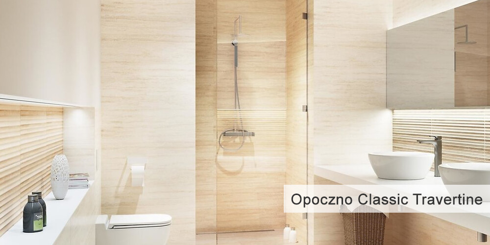 Opoczno Classic Travertine