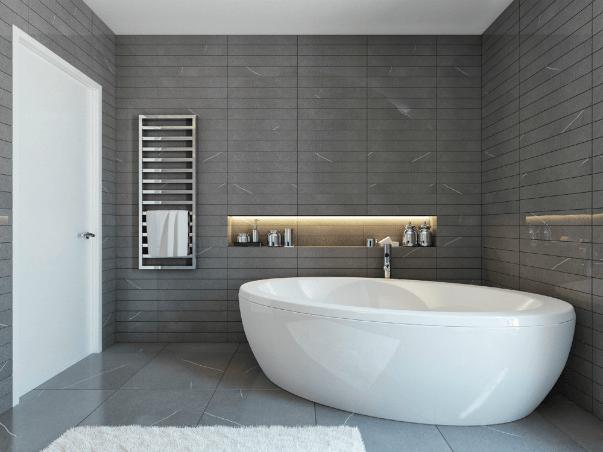 Выбираем качественную плитку для ванной в Киеве